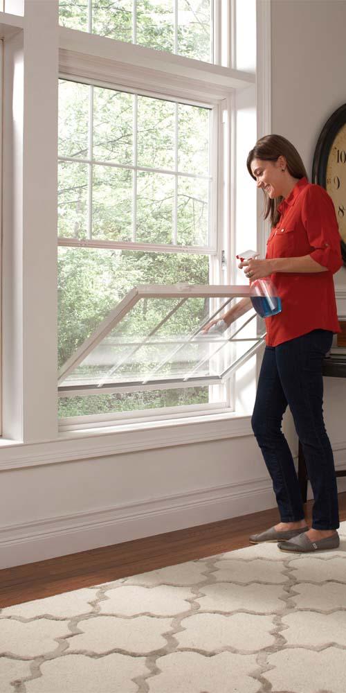 Cleaning Mezzo Windows